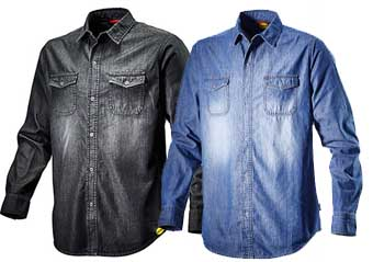 Camisa Diadora shirt denim 702.171663